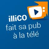Illico Travaux pub TV