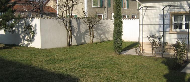 Pose de pavés autobloquants – Lyon (69)