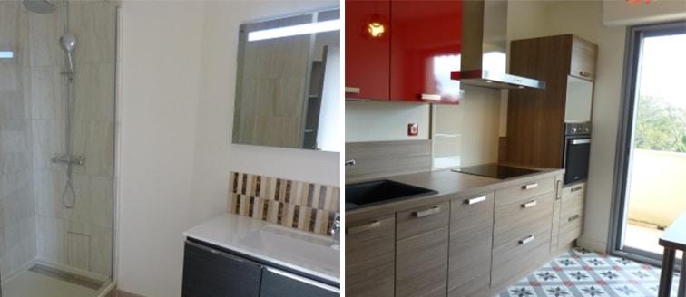 Rénovation d'appartement – TOULOUSE (31)