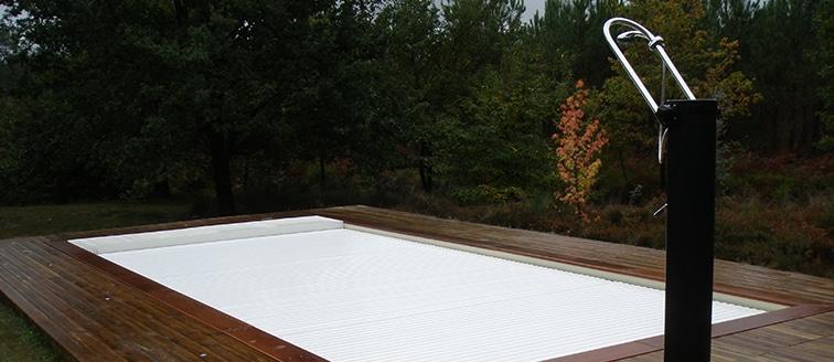 Construction d'une piscine maçonnée – CAPBRETON (40)