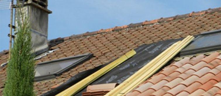 Réfection écologique de toiture – LYON (69)