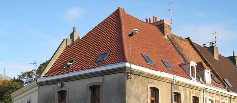 Rénovation de toiture et charpente – DOUAI (59)