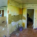 Travaux de Rénovation espace cuisine-séjour ANNECY