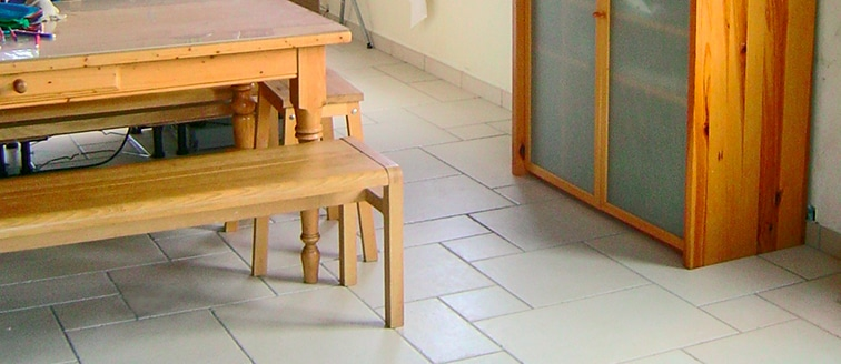 Installation de chauffage au sol – Lyon (69)