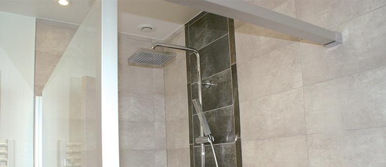 Rénovation de salle de bains à Nantes (44)