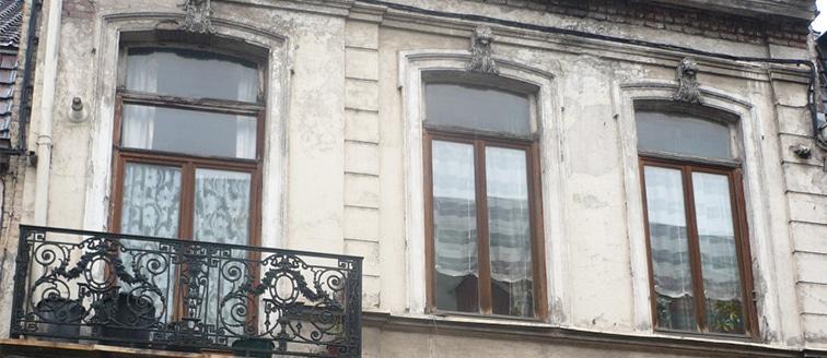 Ravalement de la façade d'une maison classée – Lille (59)