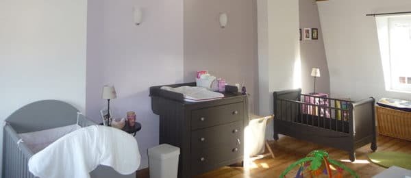 Aménagement d'une chambre d'enfants – Lille (59)