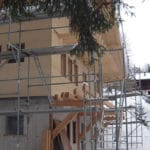 Construction d'un chalet – ANNECY
