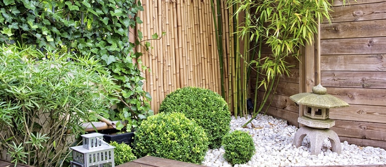 Am nagement d 39 un jardin oriental bordeaux 33 for Amenagement jardin oriental