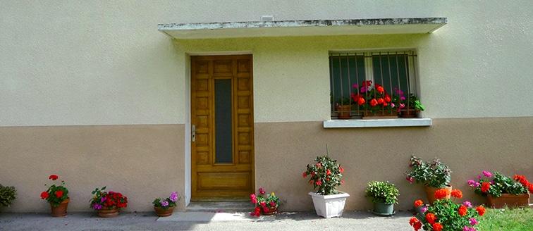 Ravalement d'une maison de montagne à Annecy (74)