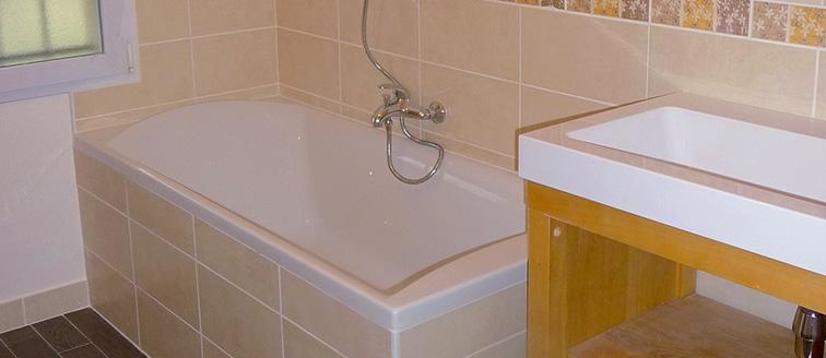 Rénovation de salles de bains à Pau (64)