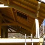 Création d'une terrasse abritée – ANNECY