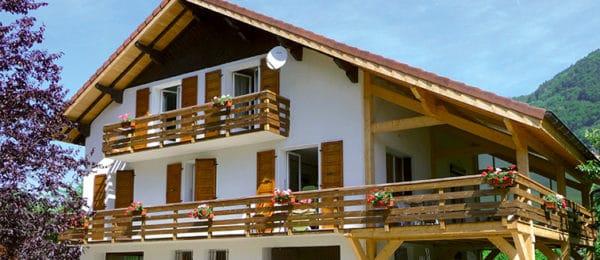 Création d'une terrasse abritée – ANNECY (74)