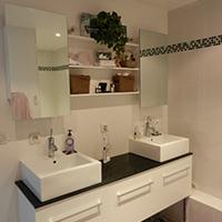 Rénovation et carrelage de salle de bains