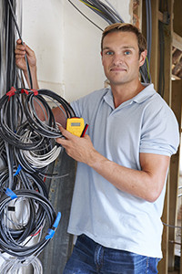 Électricien installation électrique