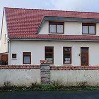 Isolation par l'extérieur du toit et des murs