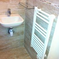 Transformation d'un placard en salle de bains