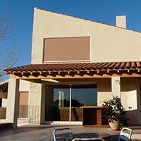 Rénovation de maison d'architecte intérieure et extérieure
