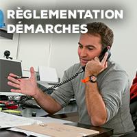 Articles réglementation démarches