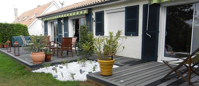 Rénovation de terrasse à Lyon (69)