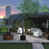 Couvrir sa terrasse avec un toit