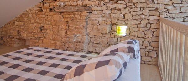 Rénovation complète d'un pigeonnier – CAHORS (46)