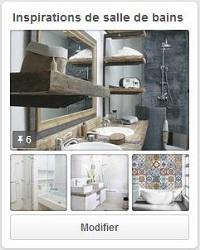 inspirations de salle de bains