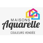 Maisons Aquarelle