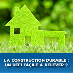 COP21 : construction durable
