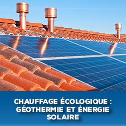 COP21 : géothermie énergie solaire