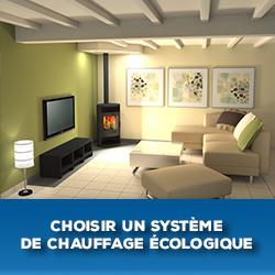 système de chauffage écologique