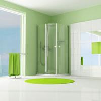 choisir une porte de douche tendance illico travaux. Black Bedroom Furniture Sets. Home Design Ideas