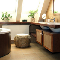 Salle de bains sur mesure design