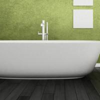 Salle de bains sur mesure naturelle