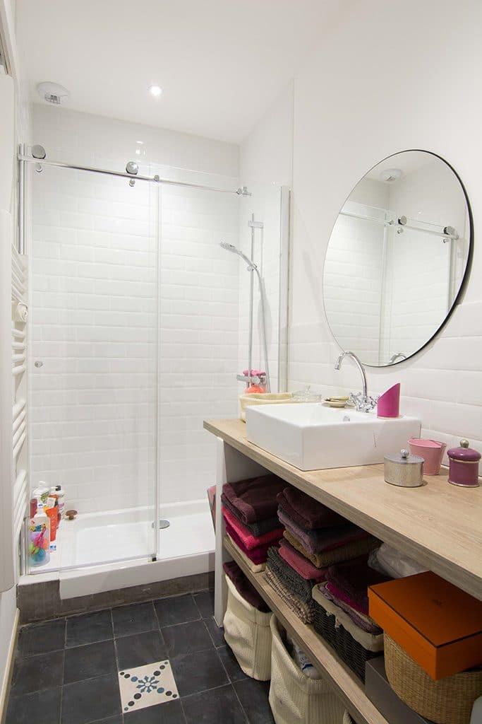 Rénovation d'une salle de bains à Montpellier (34)