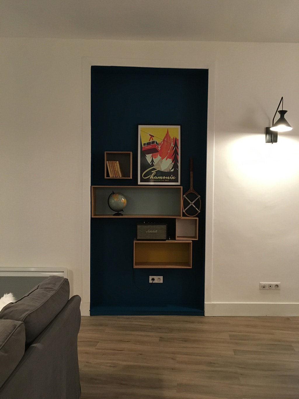 Rénovation d'appartement à Montpellier (34)