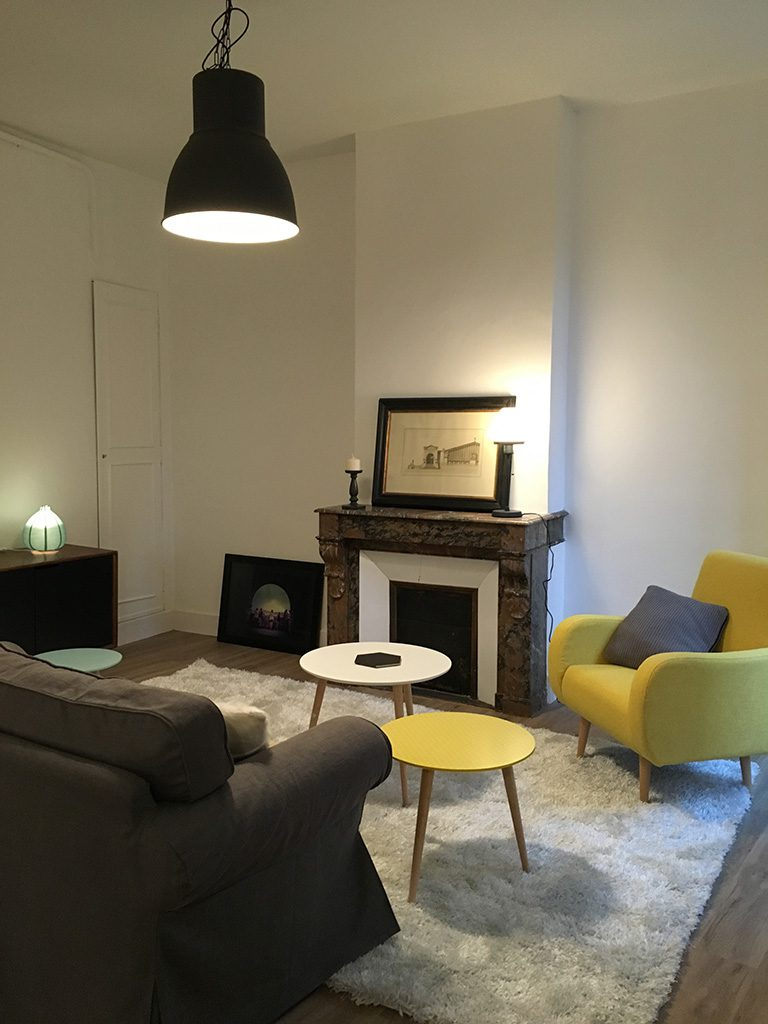 Home Staging d'appartement à Montpellier
