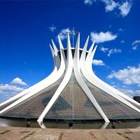 Cathédrale Brasilia