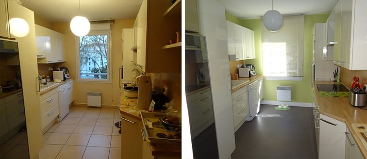 Rénovation d'un appartement à Montpellier