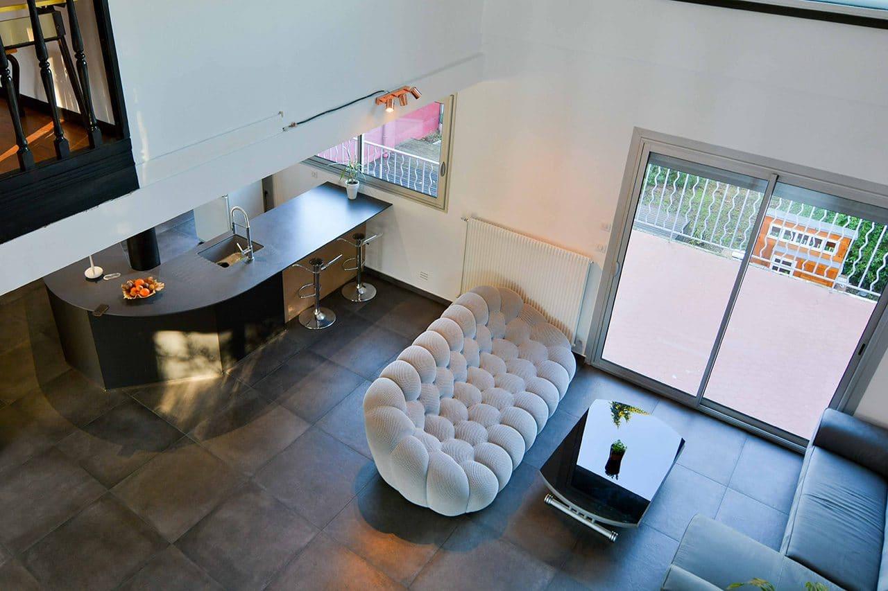 Rénovation d'une villa – Montpellier (34)
