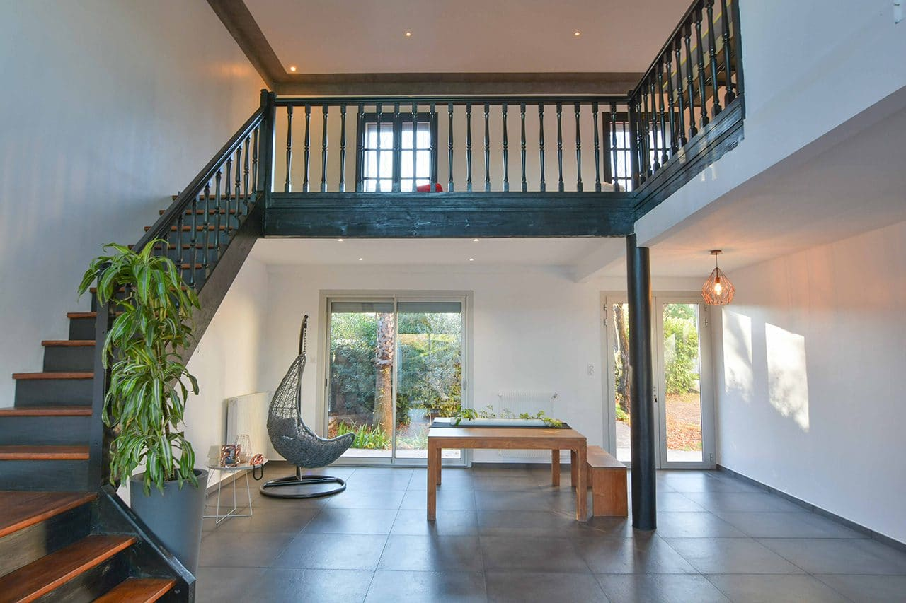 r novation d 39 une villa montpellier illico travaux. Black Bedroom Furniture Sets. Home Design Ideas