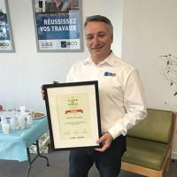 Denis GRANIER chef de la nouvelle agence travaux à Châtellerault