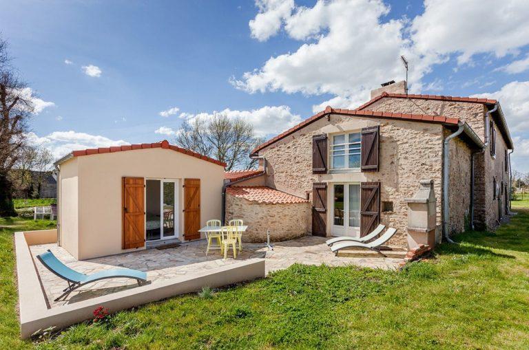 Extension de maison – Couëron (44)