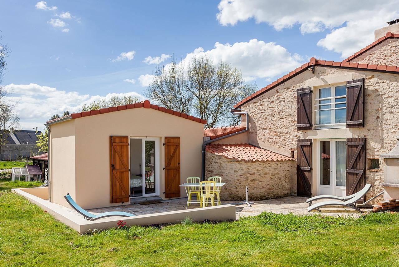 Extension de maison à Couëron (44)