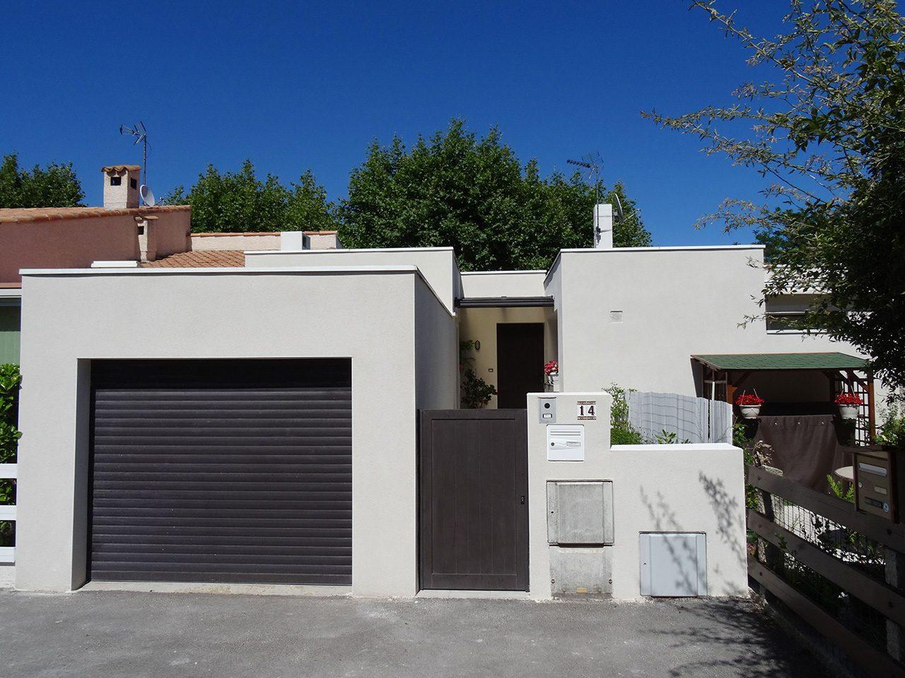Ravalement de façade et isolation - MONTPELLIER (34) - Agence illiCO travaux Montpellier