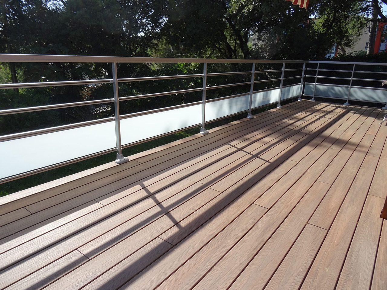 R novation et agrandissement d 39 une terrasse montpellier - Grand garage de l herault peugeot montpellier ...
