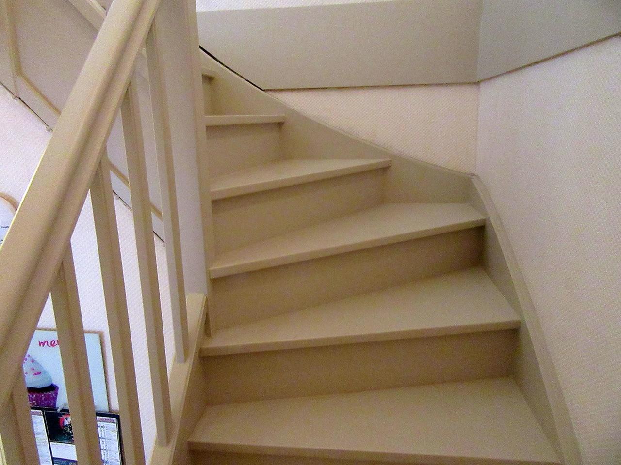 Rénover un escalier intérieur à Ludres (54)