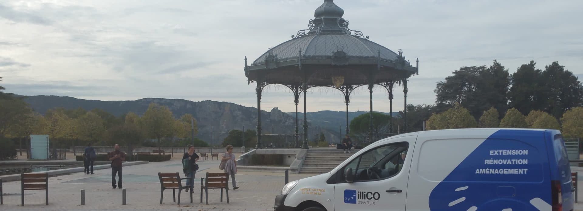 illiCO travaux Valence