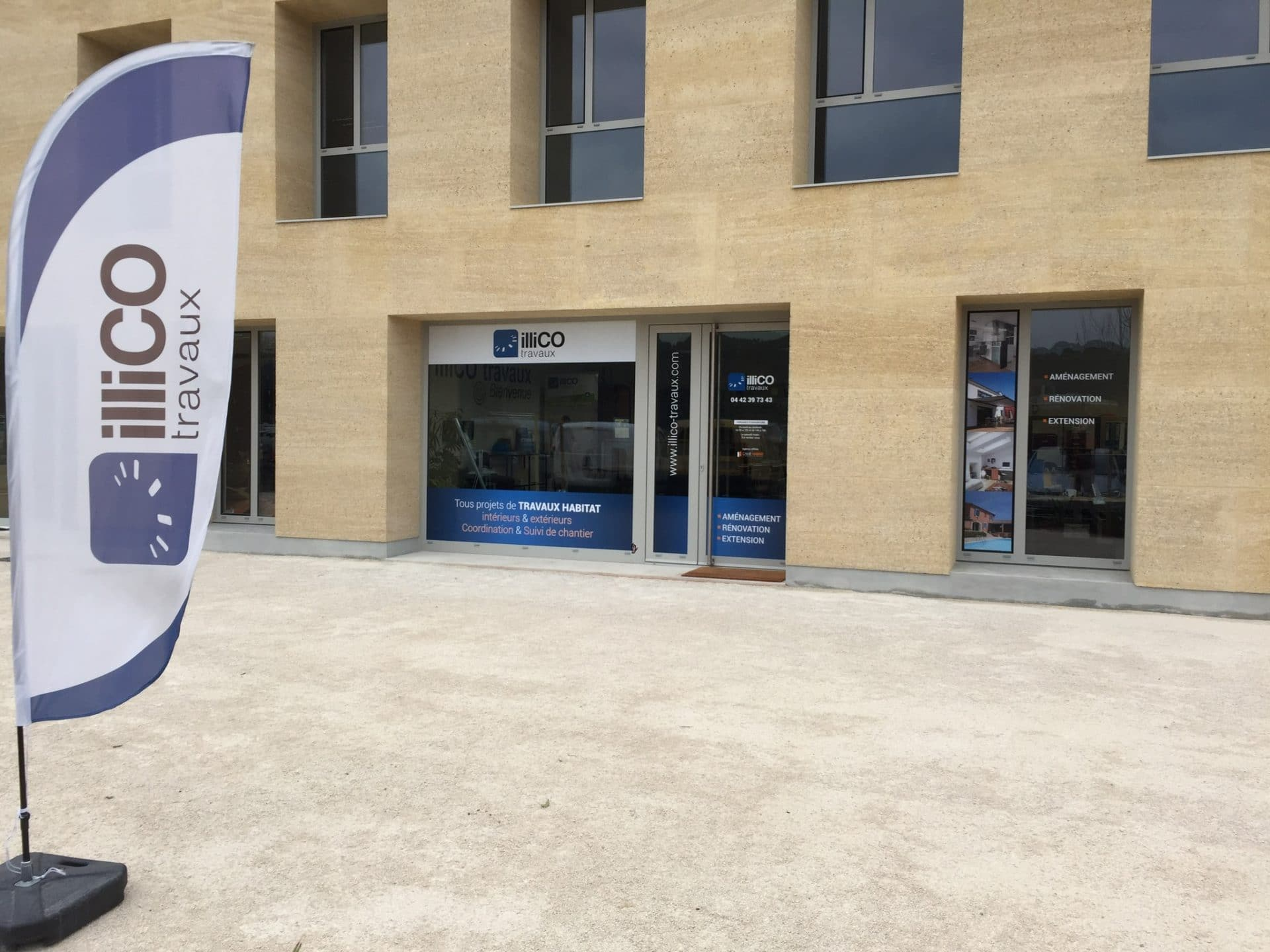 illiCO travaux Aix en Provence