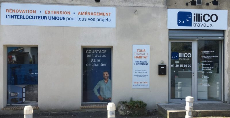 illiCO travaux Saint Quentin-en-Yvelines – Versailles
